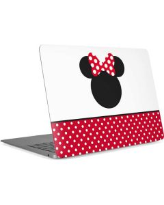 Minnie Mouse Symbol Apple MacBook Air Skin