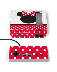 Minnie Mouse Symbol NES Classic Edition Skin