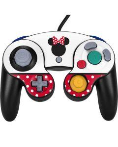 Minnie Mouse Symbol Nintendo GameCube Controller Skin