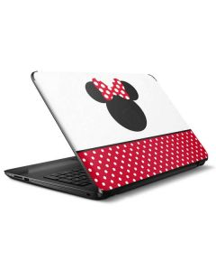 Minnie Mouse Symbol HP Notebook Skin