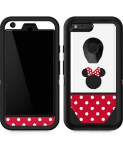 Minnie Mouse Symbol Otterbox Defender Pixel Skin