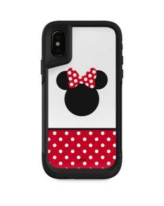 Minnie Mouse Symbol Otterbox Pursuit iPhone Skin