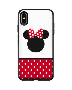 Minnie Mouse Symbol Otterbox Symmetry iPhone Skin