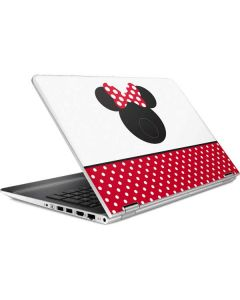 Minnie Mouse Symbol HP Pavilion Skin
