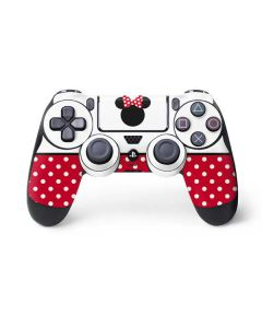 Minnie Mouse Symbol PS4 Controller Skin