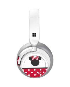 Minnie Mouse Symbol Surface Headphones Skin
