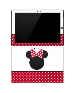 Minnie Mouse Symbol Surface Pro 3 Skin