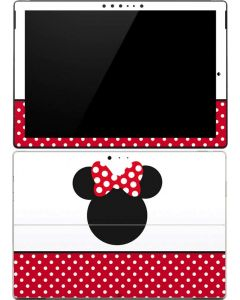 Minnie Mouse Symbol Surface Pro 4 Skin