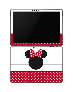 Minnie Mouse Symbol Surface Pro 6 Skin
