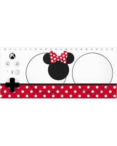 Minnie Mouse Symbol Xbox Adaptive Controller Skin