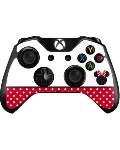 Minnie Mouse Symbol Xbox One Controller Skin