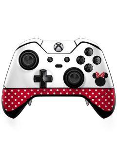 Minnie Mouse Symbol Xbox One Elite Controller Skin