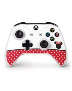 Minnie Mouse Symbol Xbox One S Controller Skin