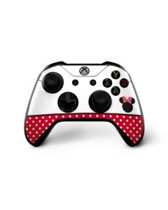 Minnie Mouse Symbol Xbox One X Controller Skin