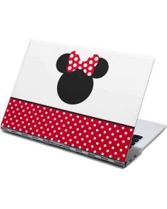 Minnie Mouse Symbol Yoga 910 2-in-1 14in Touch-Screen Skin