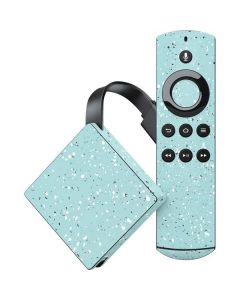 Mint Speckled Amazon Fire TV Skin