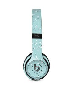 Mint Speckled Beats Solo 2 Wired Skin