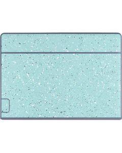 Mint Speckled Galaxy Book Keyboard Folio 12in Skin