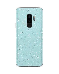 Mint Speckled Galaxy S9 Plus Skin