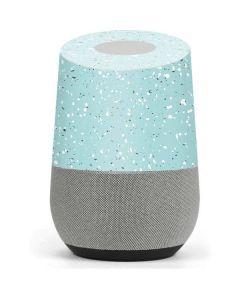 Mint Speckled Google Home Skin