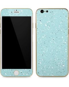 Mint Speckled iPhone 6/6s Skin