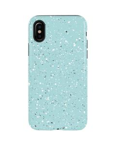 Mint Speckled iPhone XS Pro Case
