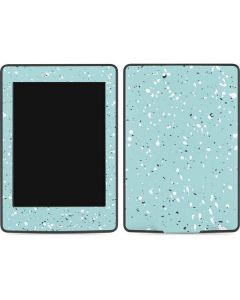 Mint Speckled Amazon Kindle Skin