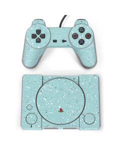 Mint Speckled PlayStation Classic Bundle Skin