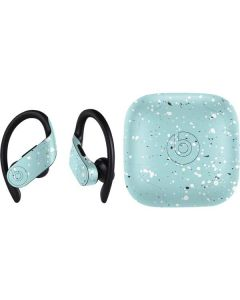 Mint Speckled PowerBeats Pro Skin