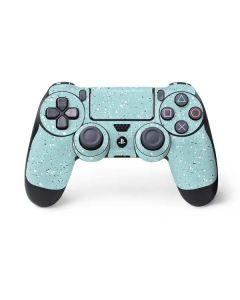 Mint Speckled PS4 Controller Skin