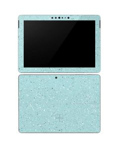 Mint Speckled Surface Go Skin