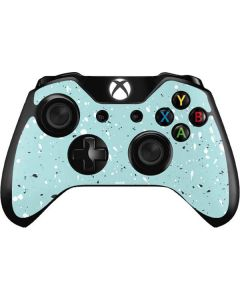 Mint Speckled Xbox One Controller Skin