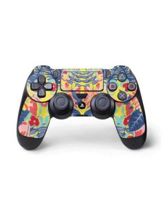 Mirrored Flowers PS4 Pro/Slim Controller Skin