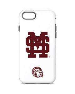 Mississippi State Interlocking Logo iPhone 7 Pro Case