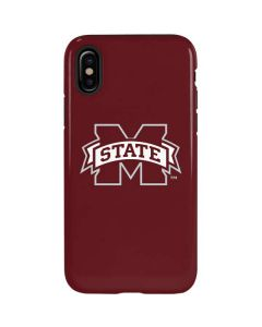Mississippi State Logo iPhone XS Pro Case