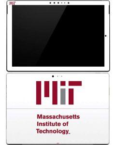 MIT Logo Surface Pro 4 Skin