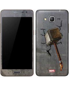 Mjolnir Hammer of Thor Galaxy Grand Prime Skin