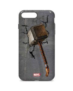 Mjolnir Hammer of Thor iPhone 7 Plus Pro Case