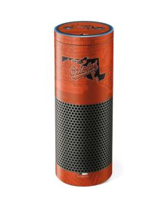 Baltimore Orioles Home Turf Amazon Echo Skin