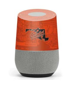 Baltimore Orioles Home Turf Google Home Skin