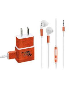 Baltimore Orioles Home Turf Phone Charger Skin