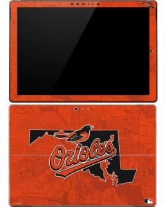 Baltimore Orioles Home Turf Surface Pro (2017) Skin