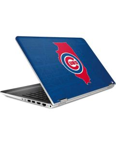 Chicago Cubs Home Turf HP Pavilion Skin