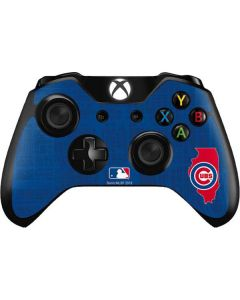 Chicago Cubs Home Turf Xbox One Controller Skin