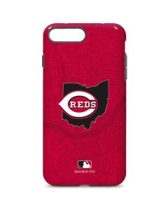 Cincinnati Reds Home Turf iPhone 7 Plus Pro Case