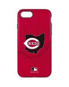 Cincinnati Reds Home Turf iPhone 7 Pro Case