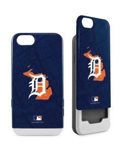 Detroit Tigers Home Turf iPhone 6/6s Wallet Case