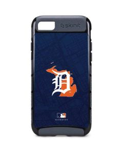Detroit Tigers Home Turf iPhone 7 Cargo Case