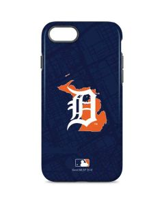 Detroit Tigers Home Turf iPhone 8 Pro Case