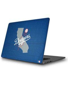 Los Angeles Dodgers Home Turf Apple MacBook Pro Skin
